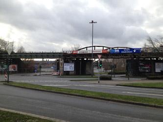 Radschnellwegbrücke